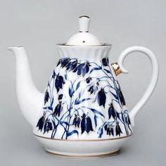Blue Bells Teapot