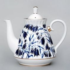 Blue Bells Teapot
