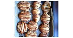 Original Hamburger Franzbrötchen - Rezept des Tages 19.3.2015 - Oma's Rezept, ein Rezept der Kategorie Brot & Brötchen. Mehr Thermomix ® Rezepte auf www.rezeptwelt.de
