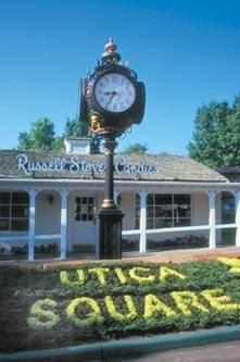 Utica Square shopping - Great Shopping some fine Restaurant's