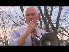 """February 2017 -   VP Pence Makes Surprise Visit To Vandalized Jewish Cemetery....  On Wednesday, Vice President Mike Pence made a surprise visit to the St. Louis Jewish cemetery that was vandalized Monday.  Pence, who was joined by the state's first Jewish governor, Eric Greitens (R),"""" said """"From the heart, there is no place in America for hatred or acts of prejudice or violence or anti-Semitism."""""""
