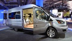 Ford Transit Skyliner Concept Does Discreet Luxury In NYC