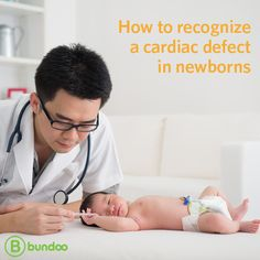 Many congenital heart defects can be diagnosed before your baby is even born, but that isn't always the case. Know what signs to look for in newborns and infants.
