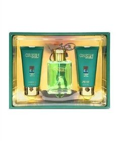 Green Adventure 3.3oz 3pc (Impression of Polo) by Preferred Fragrance. $14.89. Preferred Fragrance Green Adventure 3.3oz 3pc Gift Set For Men Includes: 3.3oz EDT, 3oz Shower Gel and 3oz After Shave Balm. Green Adventure is not associated with the makers of Polo Ralph Lauren.