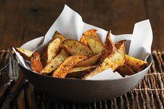 Quartiers de patates douces et de pommes de terre blanches grillés- Kraft Canada