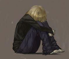 Alone~Mihael Keehl.
