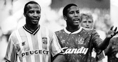Why Cyrille Regis will always have a place in history at Anfield - Liverpool Echo