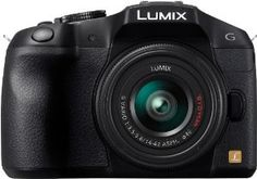 Thanks to its Digital Single Lens Mirrorless (DSLM) design, the LUMIX DMC-G6 offers greater control and creative flexibility over the traditional DSLR
