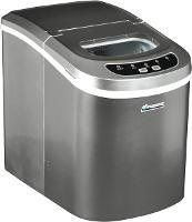 Air and Water: Avalon Bay Silver Ice Maker (AB-ICE26S) (expires on 02/02/17)
