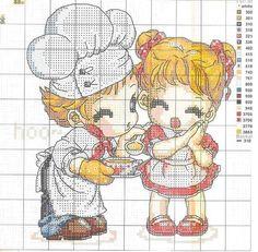 chlapček a dievčatko 2