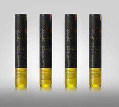 olive oil / food packaging design