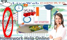 The students can now simply find such experts #Online_homework_help for every 24x7 offering them with dependable #Do_my_homework and #live_homework_help.  Visit Here  https://www.livewebexperts.com/Homework-Help
