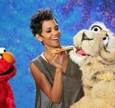 Guess who's coming to Sesame Street this fall? Halle Berry, Steve Carrell, Jon Hamm and many other famous faces.