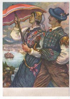 maksim-gaspari-gorenjska-narodna-nosa-na-bledu.jpg (452×640)