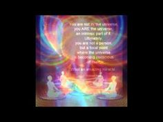 I AM LIGHT Love And Light, Universe, Feelings, Videos, Cosmos, Space, The Universe