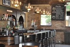 The Double: An Urban Tavern in Chicago
