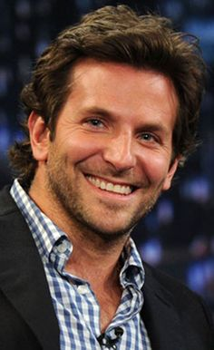 Bradley Cooper Smile for me!