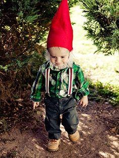 Gnome DIY costume