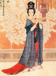 Wu Zetian, China's only female Emperess