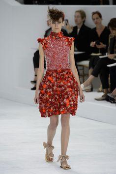 Défile Chanel Haute couture Automne-hiver 2014-2015 - Look 47