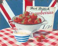 strawberriesflag копирования