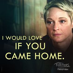 It's not the same without Brandon. | The Fosters