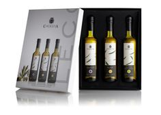 LA CHINATA Early Harvest Extra Virgin Olive Oil Gift Case - Christmas Gifts. (€26.00) - Svpply