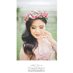 floral crown for maternity mama! photography by dragonflight photography Vancouver, BC Floral Crown, Vancouver, Maternity, Photo And Video, Photography, Instagram, Fashion, Moda, Flower Crowns