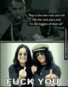 .I like some rap, but it is not the new rock & roll!!