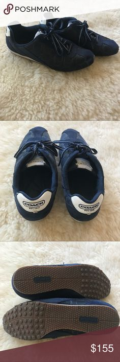 Coach shoes Comfortable Coach Shoes! In great condition- like brand new! Coach Shoes