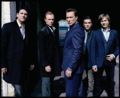 And of course the rest of Spandau Ballet!