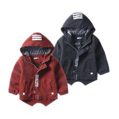 baby wear boy's spring coat children's new han edition kids jackets for boys 2 - 8 years spring and autumn children casual blaze