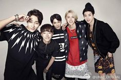 UNIQ ❤ so thankful for ASC for introducing me to these beautiful people. :}