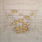 Architectural Renderings of Life Drawn with Pencil and Pen by Rafael Araujo (more pretty pictuers in the link)