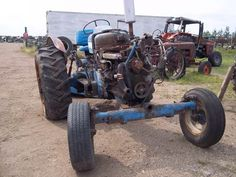Ford 8N tractor salvaged for used parts. Call 8775304430