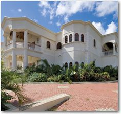 barbados mansion