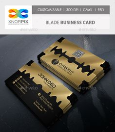 Buy Blade Business Card by -axnorpix on GraphicRiver. Updation This Business Card has been updated on Features : Barber Business Cards, Hairstylist Business Cards, Cool Business Cards, Creative Business, Business Card Psd, Barber Shop Interior, Barber Shop Decor, Barber Logo, Barbershop Design