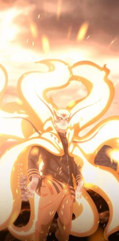 Naruto Baryon Mode wallpaper by Mizumaru - 8bc4 - Free on ZEDGE™