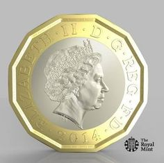 New £1 coin designed to beat fakers