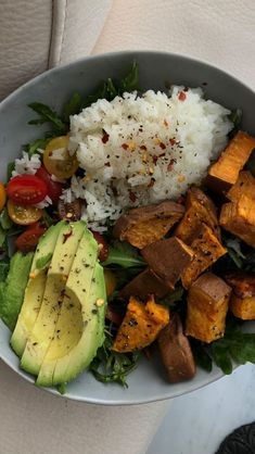 insta is linked <3 Think Food, I Love Food, Manger Healthy, Healthy Snacks, Healthy Eating, Healthy Good Food, Healthy Food Blogs, Healthy Meal Prep, Vegetarian Recipes