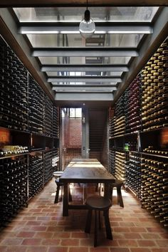 33 Examples Of Wine Storage DoneRight
