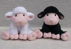 Ravelry: Baby Lamb pattern by Lorraine Pistorio