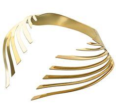 Maria Piana - statement neck piece