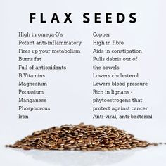 To Eat More Flax Seed In Your Diet Flax Seeds and its benefits. Be sure to grind to utilize the health benefits. Flax Seeds and its benefits. Be sure to grind to utilize the health benefits. Tomato Nutrition, Healthy Nutrition, Healthy Recipes, Get Thin, Coconut Health Benefits, Lower Cholesterol, Cholesterol Symptoms, Meals For One, Home Remedies