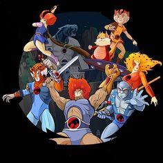 He Man Thundercats, Thundercats 2011, Best 80s Cartoons, Classic Cartoons, Retro Cartoons, Cartoon Video Games, Cartoon Tv, Gi Joe, Days Anime