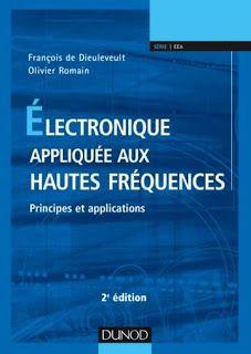 Electronique Appliquee Hautes Frequences Livre Electronique Electronique Application Livre