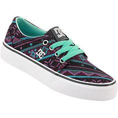 DC Shoes Trase TX SE Skate - Girls