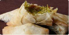 Pâte à tartiner au poireau de Philippe Conticini (façon samossas) | chefNini