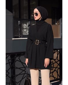 [New] The 10 Best Fashion Today (with Pictures) Modern Hijab Fashion, Street Hijab Fashion, Hijab Fashion Inspiration, Muslim Fashion, Modest Fashion, Fashion Outfits, Hijab Mode, Hijab Fashionista, Turkish Fashion
