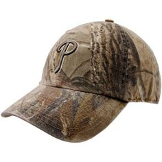2acffef503c MLB  47 Brand Philadelphia Phillies Real Tree Camo Franchise Fitted Hat by  Twins.  25.95